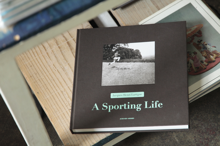 『A Sporting Life』 Jacques Henri Lartigue