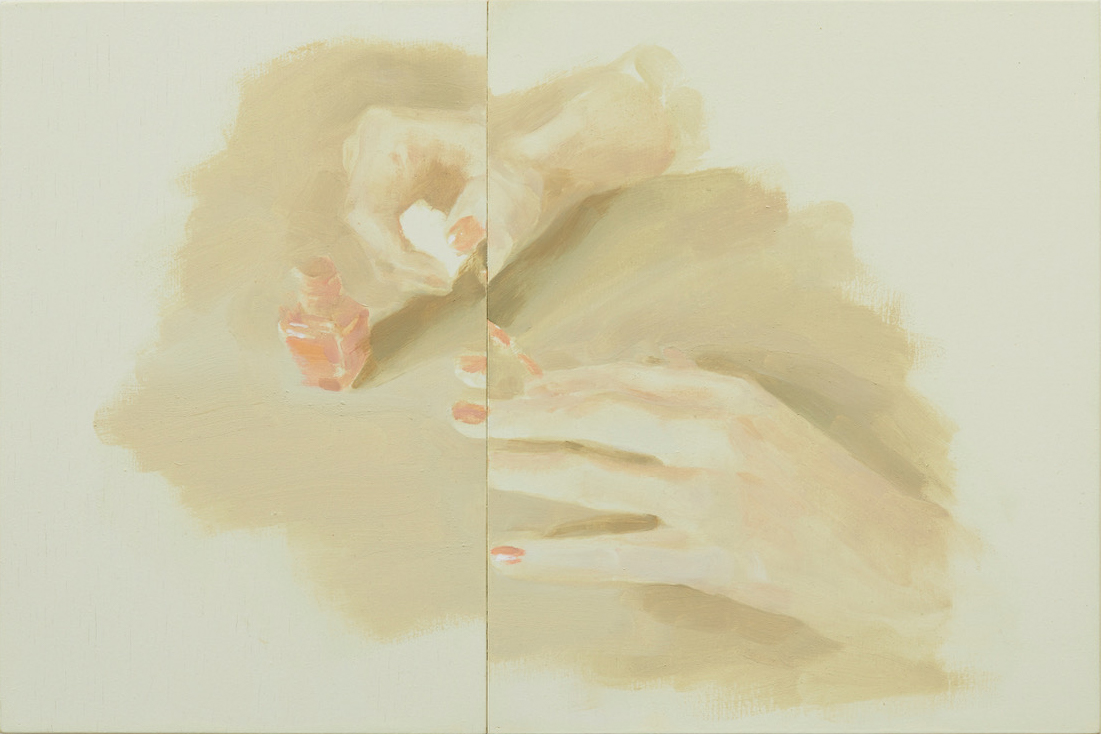 "Kouichi Tabata ""one way or another (red nails)"""